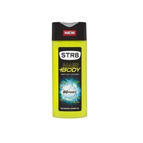 Str8 6g Force Sprchovy Gel 250ml