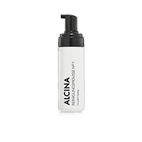 Alcina Cleansing Mousse No.1 - Cistici Pena Pro Vsechny Typy Pleti 150ml