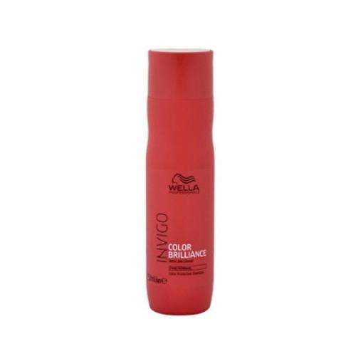 Wella Wpc Invigo Brilliance Fine Hair Shampoo 1l