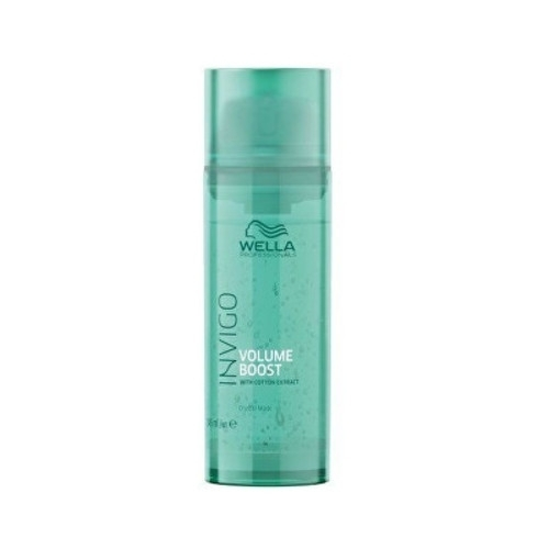 Wella Professional Invigo Volume Boost Hair Crystal Mask 145ml (All Hair Types)