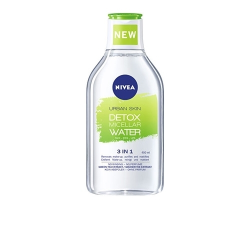 Nivea Urban Detox Micellar Water 400ml