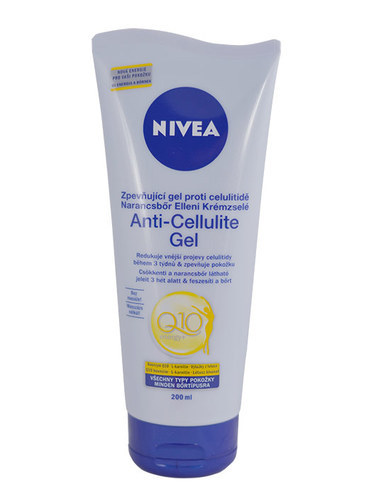 Nivea Q10 Energy+ Firming Anti Cellulite Gel Cellulite And Stretch Marks 200ml