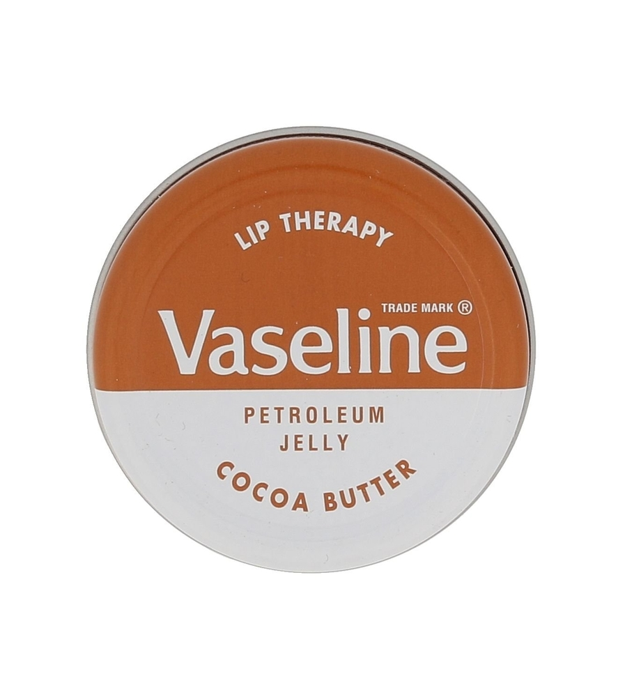Vaseline Lip Therapy Cocoa Butter Lip Balm 20gr (For All Ages)