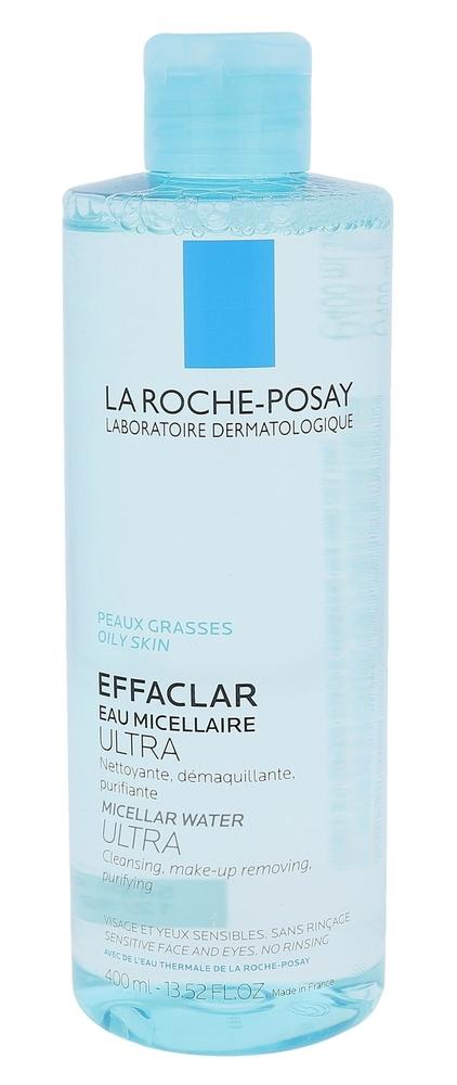 La Roche-posay Effaclar Micellar Water 400ml (Oily)