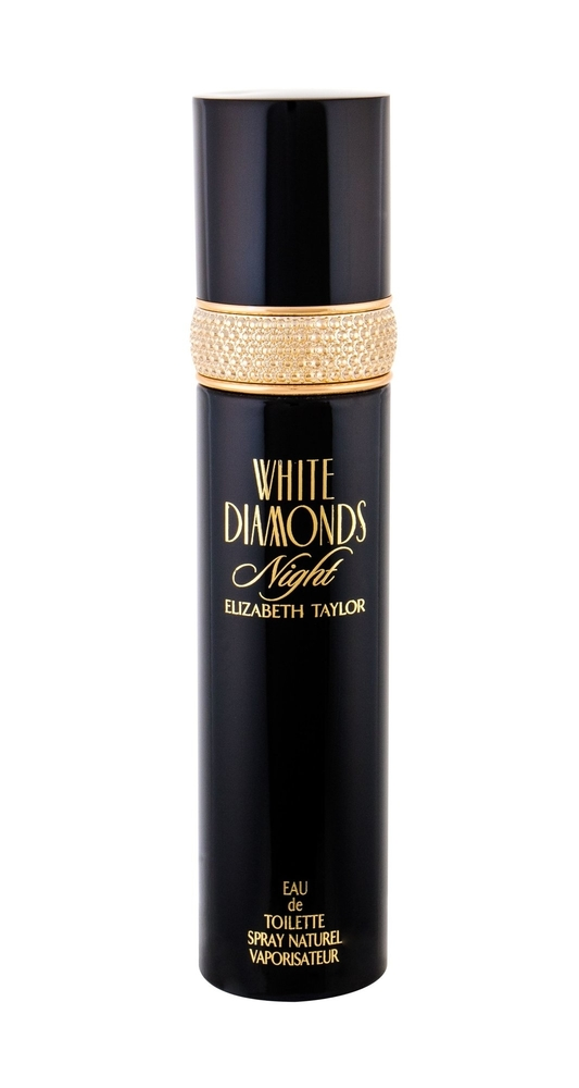 Elizabeth Taylor White Diamonds Night Eau De Toilette 100ml
