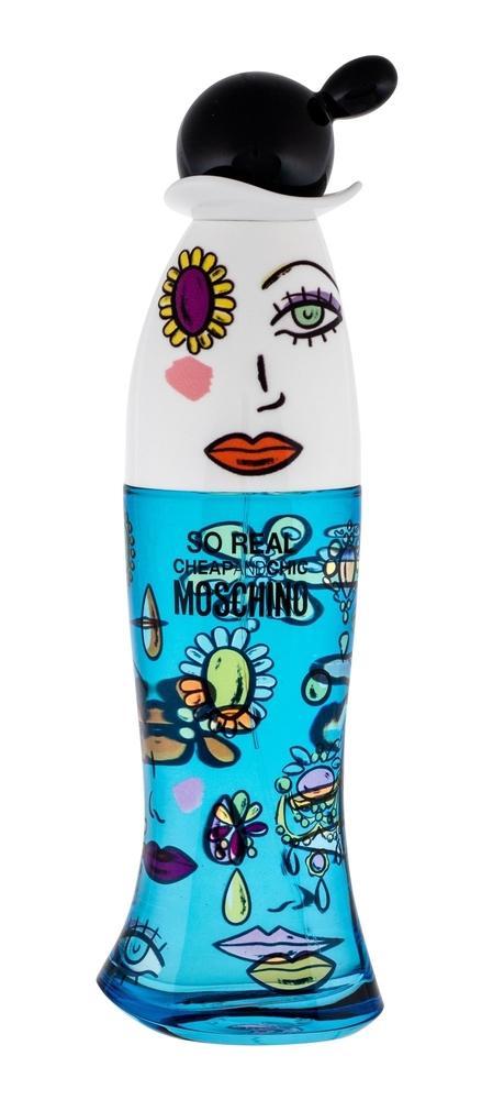 Moschino So Real Cheap And Chic Eau De Toilette 100ml