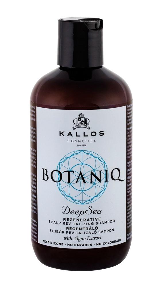 Kallos Cosmetics Botaniq Deep Sea Shampoo 300ml (Damaged Hair - Dry Hair)