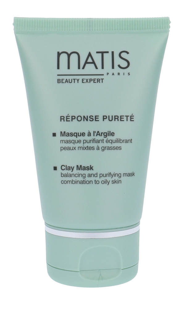 Matis Reponse Purete Clay Mask Face Mask 50ml (Oily - Mixed - For All Ages)