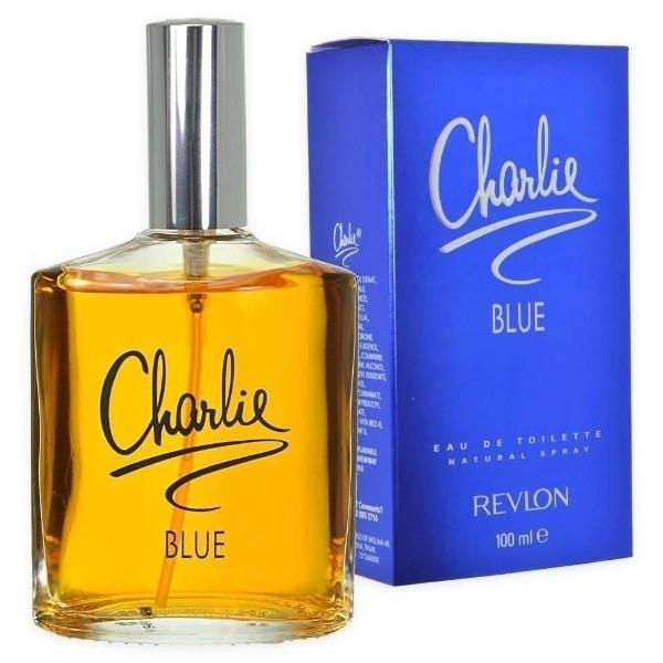Revlon Charlie Blue Eau De Toilette 100ml