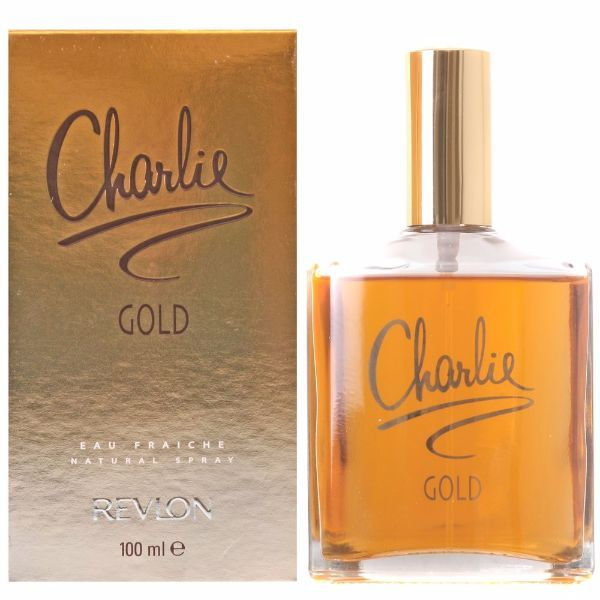 Revlon Charlie Gold Eau Fraiche Eau De Toilette 100ml