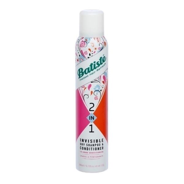 Batiste Dry Shampoo & Conditioner Orange & Pomegranate 2-in-1 200ml