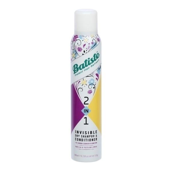 Batiste Dry Shampoo & Conditioner Vanilla & Passion Flower 2-in-1 200ml