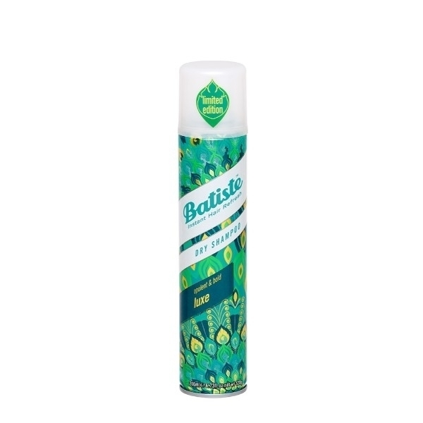Batiste Dry Shampoo Luxe Opulent & Bold 200ml Limited Edition