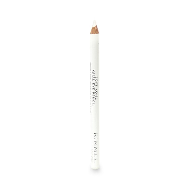 Rimmel London Soft Kohl Kajal Eye Liner Pencil 1,2gr 071 Pure White