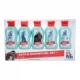 Universal The Secret Life Of Pets Shower Gel 300ml Combo: Shower Gel 5x60 Ml