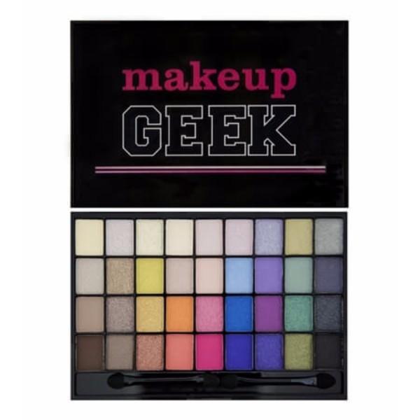 Make Up Revolution London I Love Make Up Make Up Geek Palette 28gr