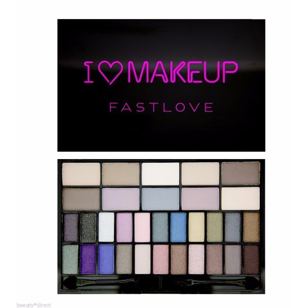 Make Up Revolution London I Love Make Up Fastlove Palette 14gr