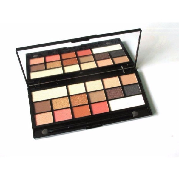 Makeup Revolution London I Heart Makeup Chocolate Vice Palette Eye Shadow 22gr