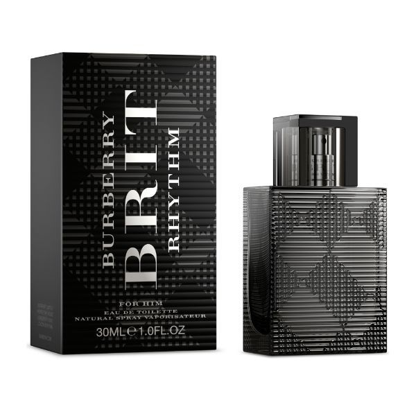 Burberry Brit Rhythm Eau De Toilette 30ml For Him