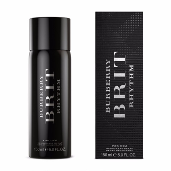 Burberry Brit Rhythm Deodorant 150ml For Him (Deo Spray)