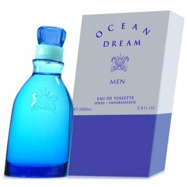 Giorgio Beverly Hills Ocean Dream For Men Eau De Toilette 100ml