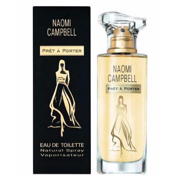 Naomi Campbell Pret A Porter Eau De Toilette 100ml