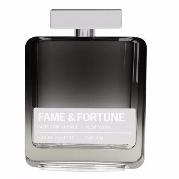 Fame & Fortune Male Mens Eau De Toilette 100ml Spray