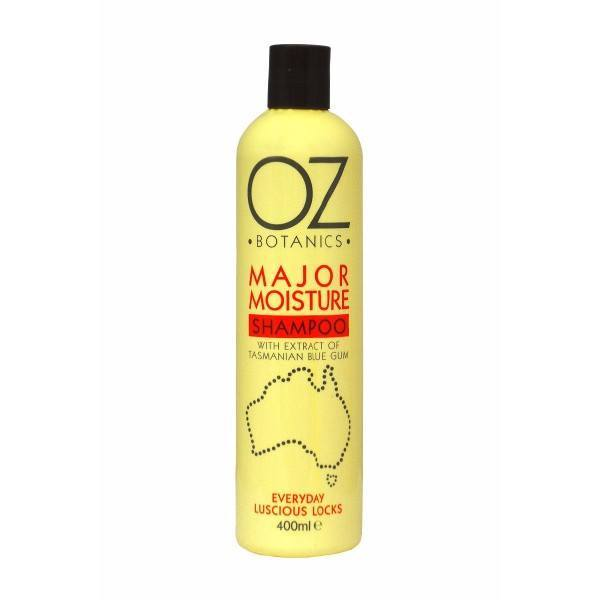 Xpel Oz Botanics Major Moisture Shampoo 400ml