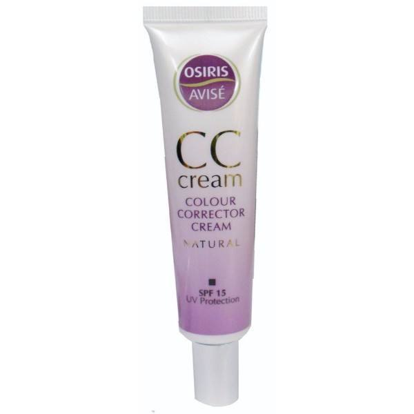 Xpel Osiris Cc Cream SPF15 35ml Natural