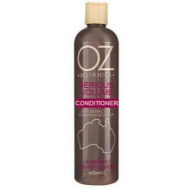 Xpel Oz Botanics Serious Volume Conditioner 400ml (Fine Hair)