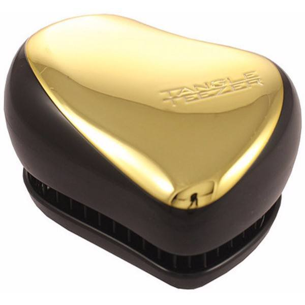 Tangle Teezer Compact Styler - Professional Hairbrush Gold Rush