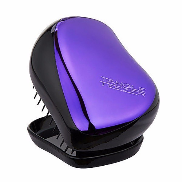 Tangle Teezer Compact Styler - Professional Hairbrush Lila Metallic
