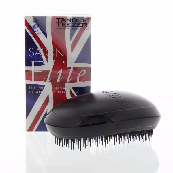 Tangle Teezer Salon Elite Hairbrush 1pc Black