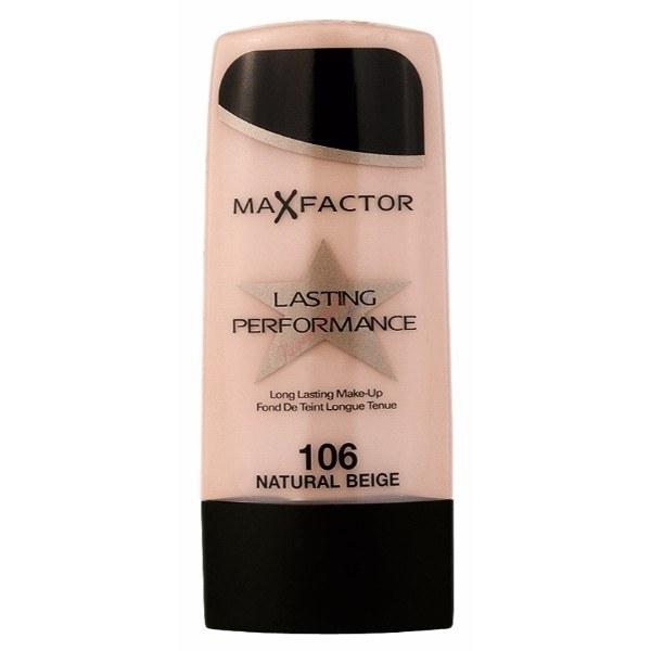 MAX FACTOR Lasting Performance podklad o przedluzonym dzialaniu 106 Natural Beige 35ml