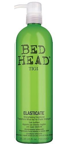 Tigi Bed Head Elasticate Strengthening Conditioner 750ml Strengthening Nourishing Conditioner