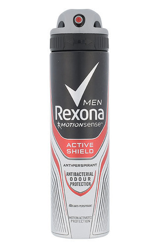 Rexona Men Active Shield 48H Anti-Perspirant Deo Spray 150ml