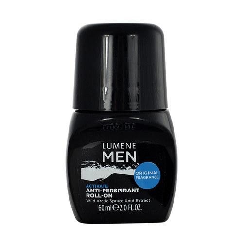 Lumene Men Activate Anti-Perspirant Roll-On 60ml oμορφια   αρώματα   αποσμητικά