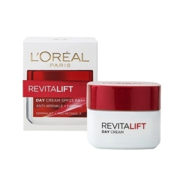 L/oreal Paris Revitalift Day Cream 50ml (Wrinkles - All Skin Types)
