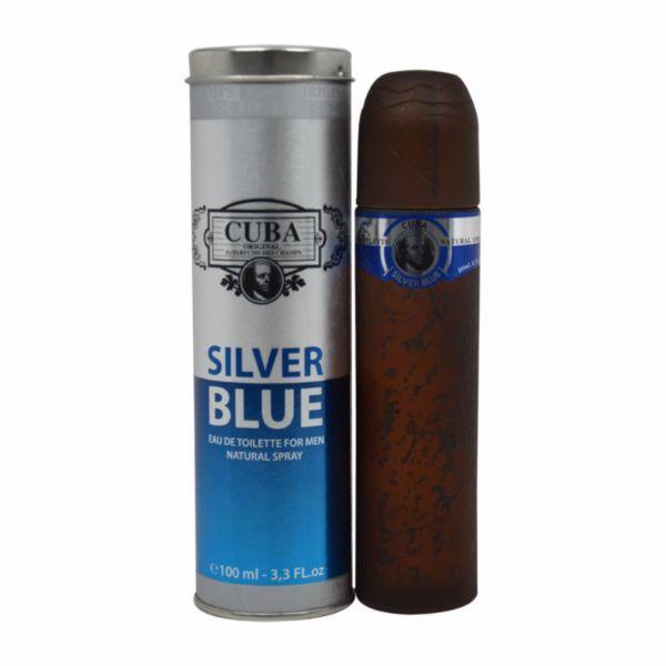 CUBA ORIGINAL Silver Blue EDT 100ml