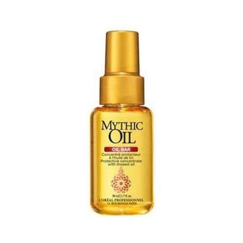 Loreal Paris Mythic Oil Protecting Concentrate Oil 50ml Protective Oil