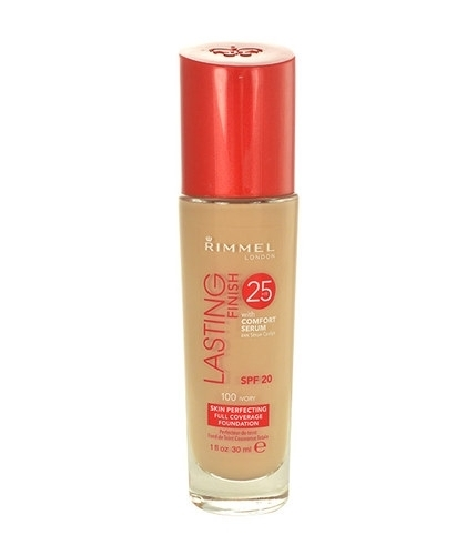 RIMMEL Lasting Finish 25HR With Comfort Serum SPF20 201 Classic Beige 30ml