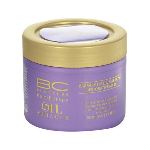 Schwarzkopf BC Bonacure Oil Miracle Barbary Figr & Keratin Mask 150L oμορφια   μαλλιά   αναδόμηση μαλλιών   μάσκες μαλλιών