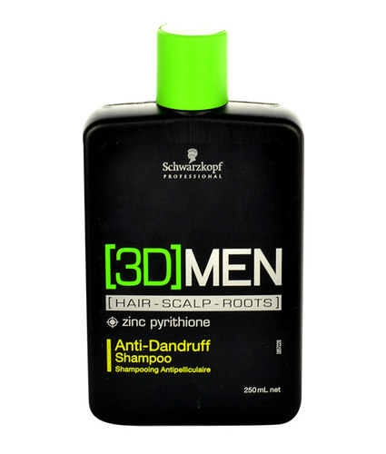 Schwarzkopf 3Dmen Anti Dandruff Shampoo 250ml