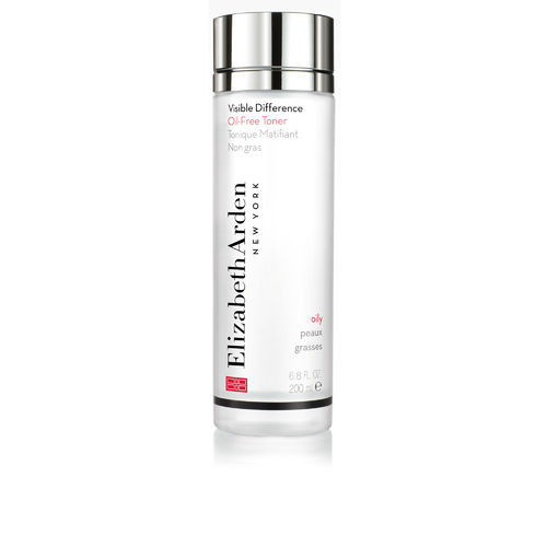 Elizabeth Arden Visible Difference Oil Free Toner 200ml Oily Skin