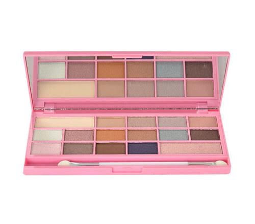 Make Up Revolution London I Love Make Up I Heart Chocolate Pink Fizz Palette 22gr