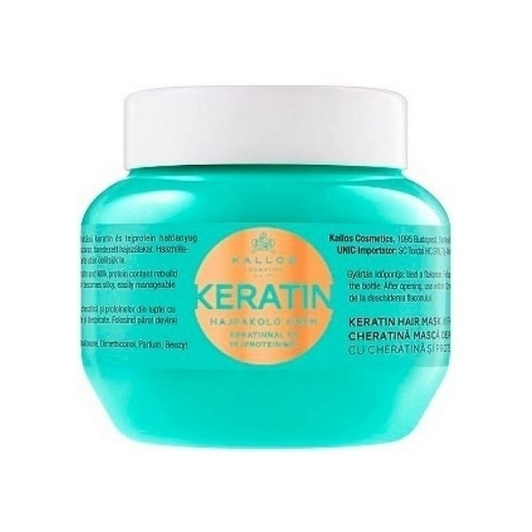 Kallos Keratin Hair Mask 275ml Mask