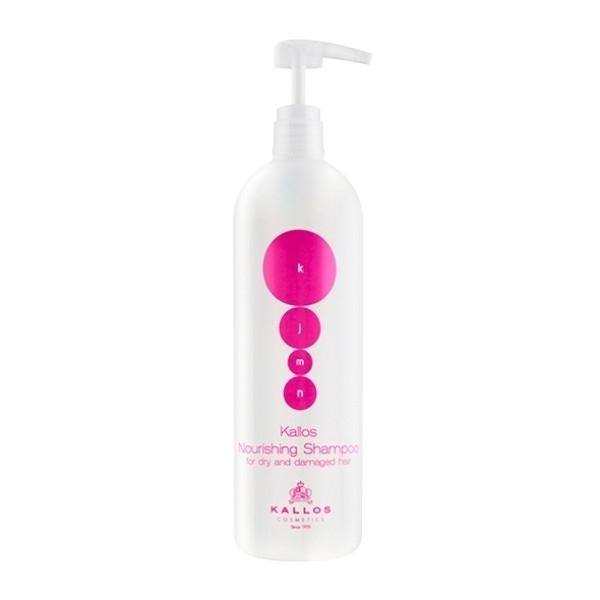 Kallos Kjmn Nourishing Shampoo For Dry Hair 1000ml oμορφια   μαλλιά   φροντίδα μαλλιών   σαμπουάν