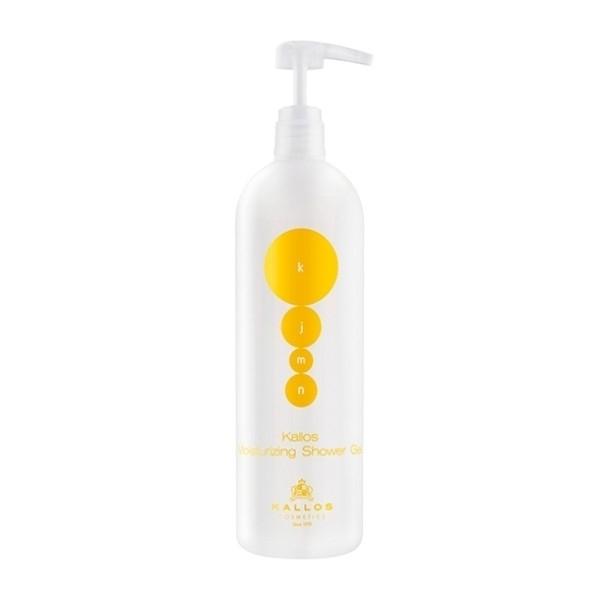 Kallos Kjmn Moisturizing Shower Gel With Tangerine Fragrance 1000ml