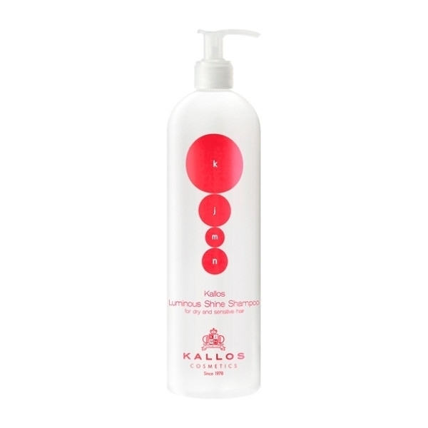 Kallos Kjmn Luminous Shine Shampoo 500ml