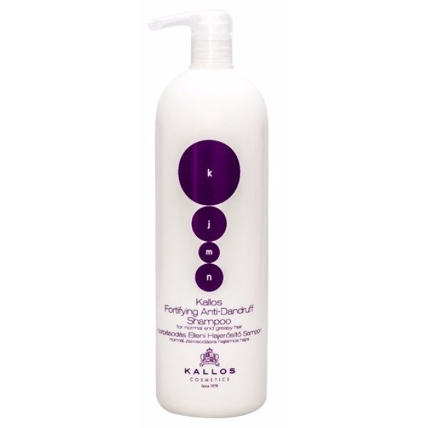 KALLOS KJMN Fortifying Anti-Dandruff Shampoo 1000ml